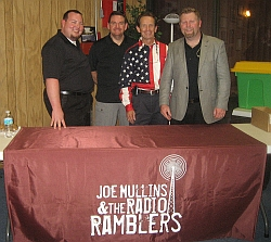 JT and Joe Mullins and the Radio Ramblers
