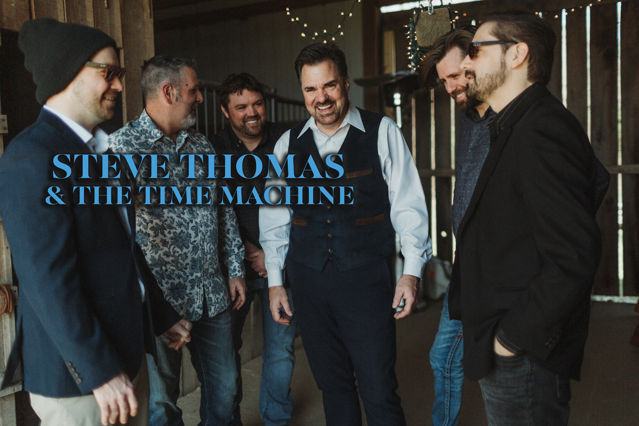 Steve Thomas and the Time Machine